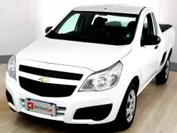 Chevrolet MONTANA LS 1.4 ECONOFLEX 8V 2p - Branco - 2017 - 2017