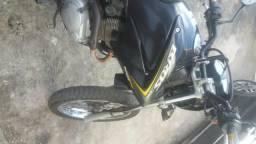 Moto Honda NXR150 Bros ESD - 2012