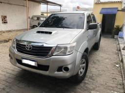 Hilux 3.0 diesel - 2014