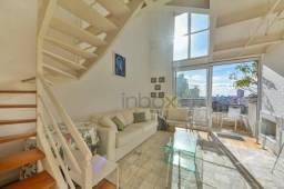 Excelente Loft com 1 dormitório para alugar, 80 m² por R$ 3.500/mês - Moinhos de Vento - P