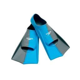 Nadadeira pé de pato Speedo Dual Fin azul natacao