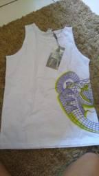 Camisa infantil original tifor tigre