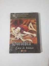 Mangá: Dorothea: Caça às bruxas - volume 4 (novo / lacrado)