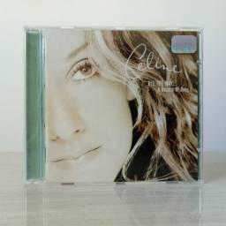 CD Celine Dion - All the Way. A Decade of Song (Versão Nacional)