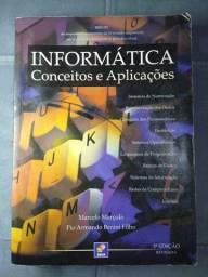 Livro - Informática - Conceitos e Aplicações