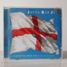 CD Jorge Ben Jor - Reactivus Amor Est