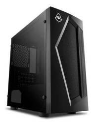 Computador amd r5 3600, placa de video rx 5600 xt com water cooler