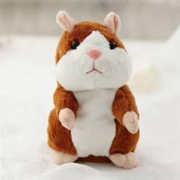 Hamster Falante Presente criativo Repete O Que Fala Estilo Talking Tom
