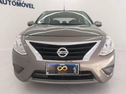 Título do anúncio: Nissan Versa SV 1.6 CVT 2020 // GNV G5 // com garantia