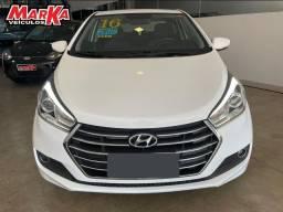 Hyundai Hb20S 1.6 Premium 2016 Flex Automático Completo Ac Trocas Veiculo Impecável