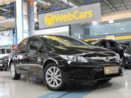 Título do anúncio: Honda Civic 1.8 LXS Flex 16v - Automático 2014