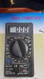 Multimetro digital, novo