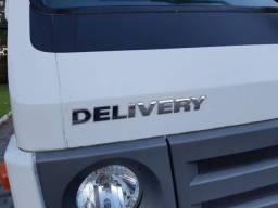 Vw 5-150 Diesel 2016 com Baú Manual Novinho