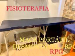 Maca portátil - Fisioterapia RPG