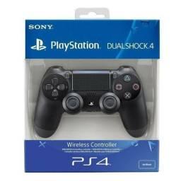 Título do anúncio: Controle PlayStation 4 Sony Black