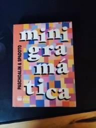 Título do anúncio: Minigramatica Paschoalin & Spadoto