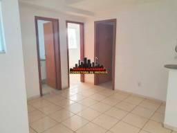 Título do anúncio: Locação Apartamento 02 quartos, Bairro Serrano