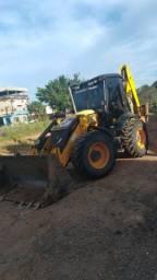 Retro escavadeira 2013