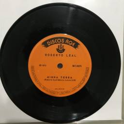 EP - Vinil - Compacto Simples - Roberto Leal - O Malhão / Minha Terra