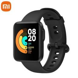 TORRANDO Relógio Smartwach MI WATCH LITE - GPS, 5 ATM, 11 modos esportes
