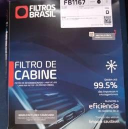 Título do anúncio: Filtro ar condicionado HB20