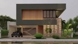 Título do anúncio: Sobrado com 4 dormitórios à venda, 366 m² por R$ 2.300.000,00 - Residencial Goiânia Golfe
