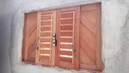 Assentamento e manutenção de portas e janelas
