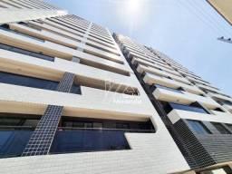 Apartamento com 2 dormitórios à venda, 53 m² por R$ 294.000,00 - Fátima - Fortaleza/CE