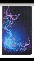 (tablet Tab A7) Estojo De Couro Para Samsung Tab A7 10.4 2020 T500 T505 T507