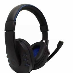 Fone de ouvido gamer headset inova fon-8499