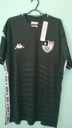 Camisa do Botafogo Preta Masculina 2020