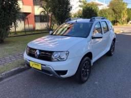 59.900,00 / Duster Expression 1.6 2017 Completo Branca