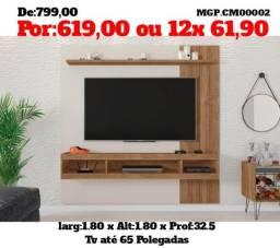 Grande Promoção eM painel - Painel Grande de TV até 65 Polegada-Painel