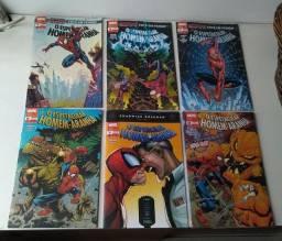 Quadrinhos: O Espetacular Homem-Aranha