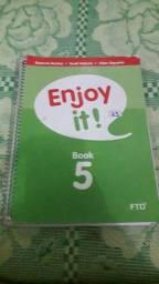 Livro do 5 ano de inglês
