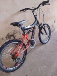 Bicicleta infantil zerada