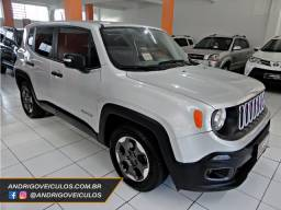 Jeep- Renegade 1.8 Flex Sport Automática Única Dona