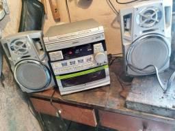 Título do anúncio: Radio bom sem caixas trocô numa morça