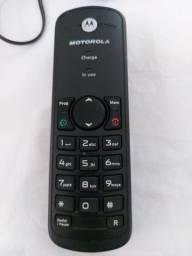 Telefone sem fio Motorola Fox 500 em excelente estado de uso