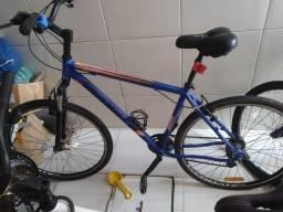 Bicicleta aro 29 em perfeito estado