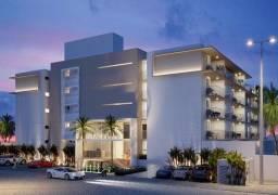 S30  Beira mar-Apartamento 2Q sendo 1 Ste 1VG Jd Oceania