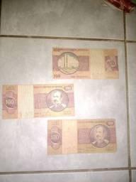 Dinheiro antigo, 300 cruzeiros