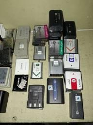 Bateria para câmeras digitais