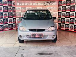 Lindo Classic Sedan 1.0 Completo 2008 - Entrada de 2 mil ( Vendo, Troco, Financio )