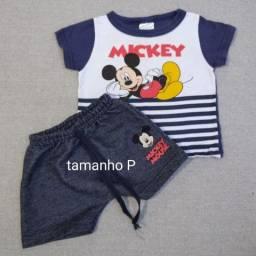 Título do anúncio: Lote roupas  bebê 9-12 /15 peças