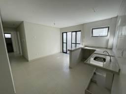 Exc: Apto térreo c/área externa em U sala ampla 2qtos 1ste Acab. 1Qualidade.