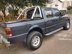 Ranger cd 4x4 diesel ano 00 , vendo $ 34.000