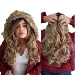 Lindas perucas wigs fibras Bio vegetal orgânico