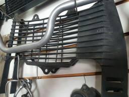 Yamaha xt 660 proteção radiador