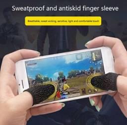 Luvas de dedos-luvas para jogar